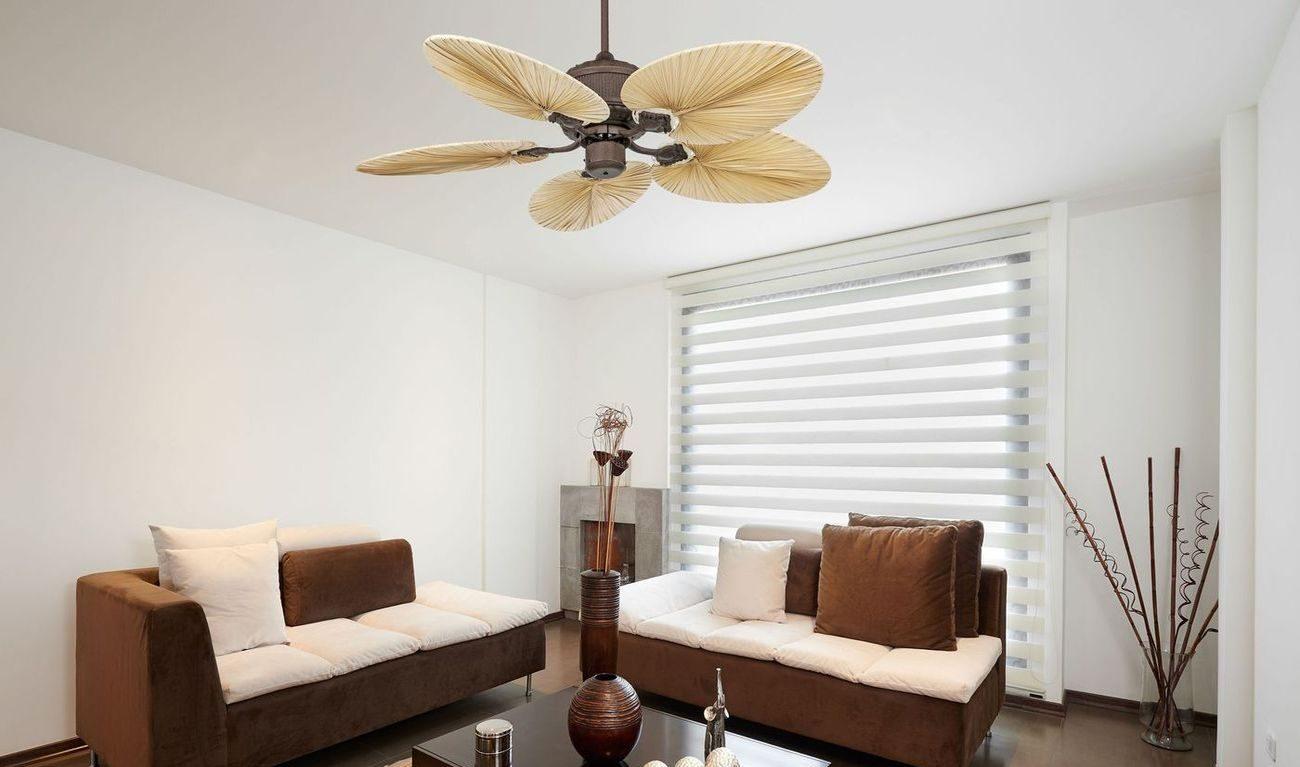 ventilateur plafonnier design