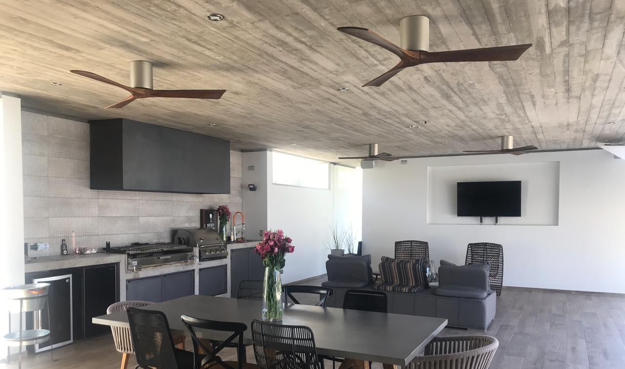 ventilateur pour plafond bas