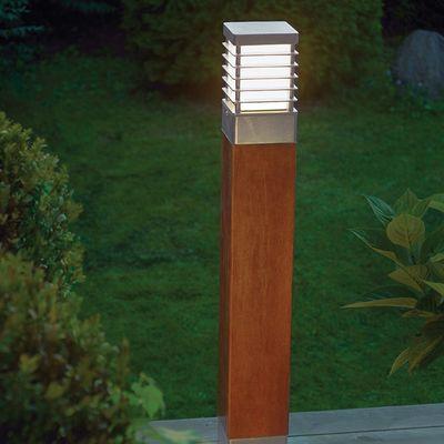 luminaire borne exterieur