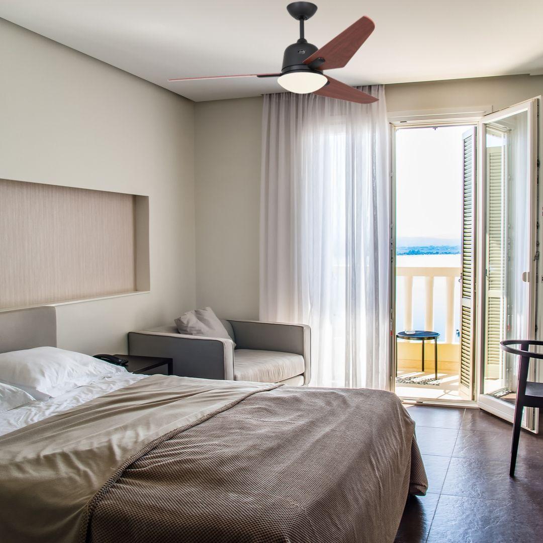 ventilateur de plafond avec télécommande