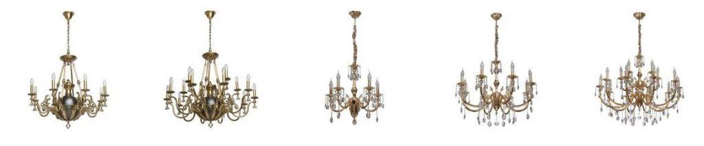 lustre design majestueux chiaro