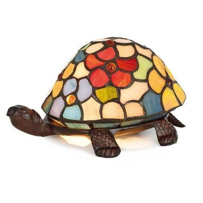 Lampe tortue Tiffany