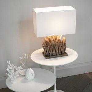 Lampe Bois Flotté, un style naturel