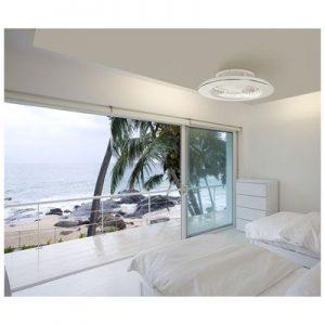 ventilateur alisio lumiere mantra