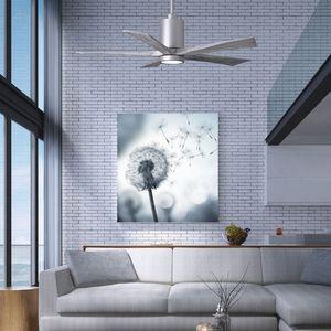 ventilateur design lumineux Patricia Atlas Fan