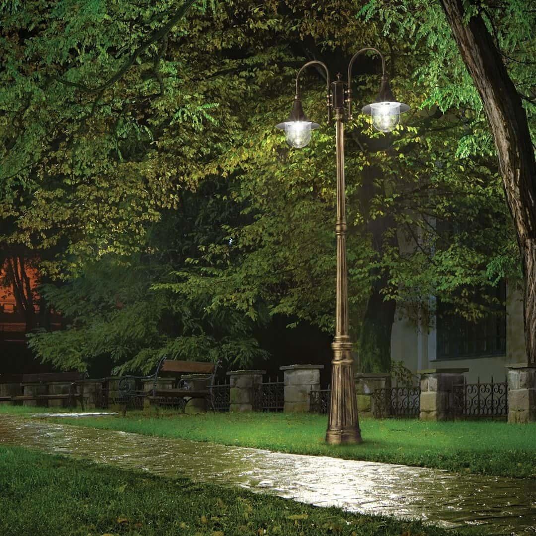 candelabre lampadaire exterieur