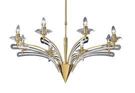 icaro lustre metal lux
