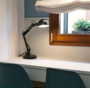 eclairage retro de bureau