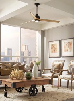 ventilateur plafond fanimation spitfire