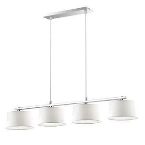 suspension lustre moderne hilton ideal lux