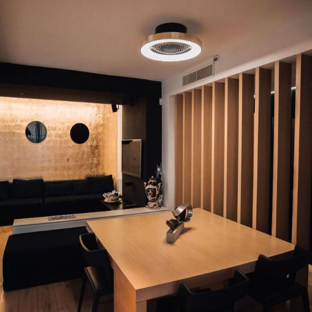 ventilateur plafond mantra