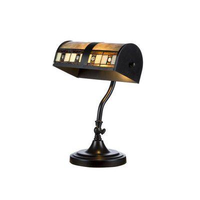lampe banquier tiffany