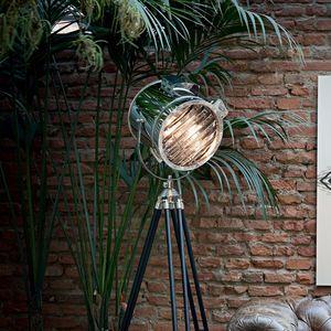 lampadaire kraken ideal lux industriel