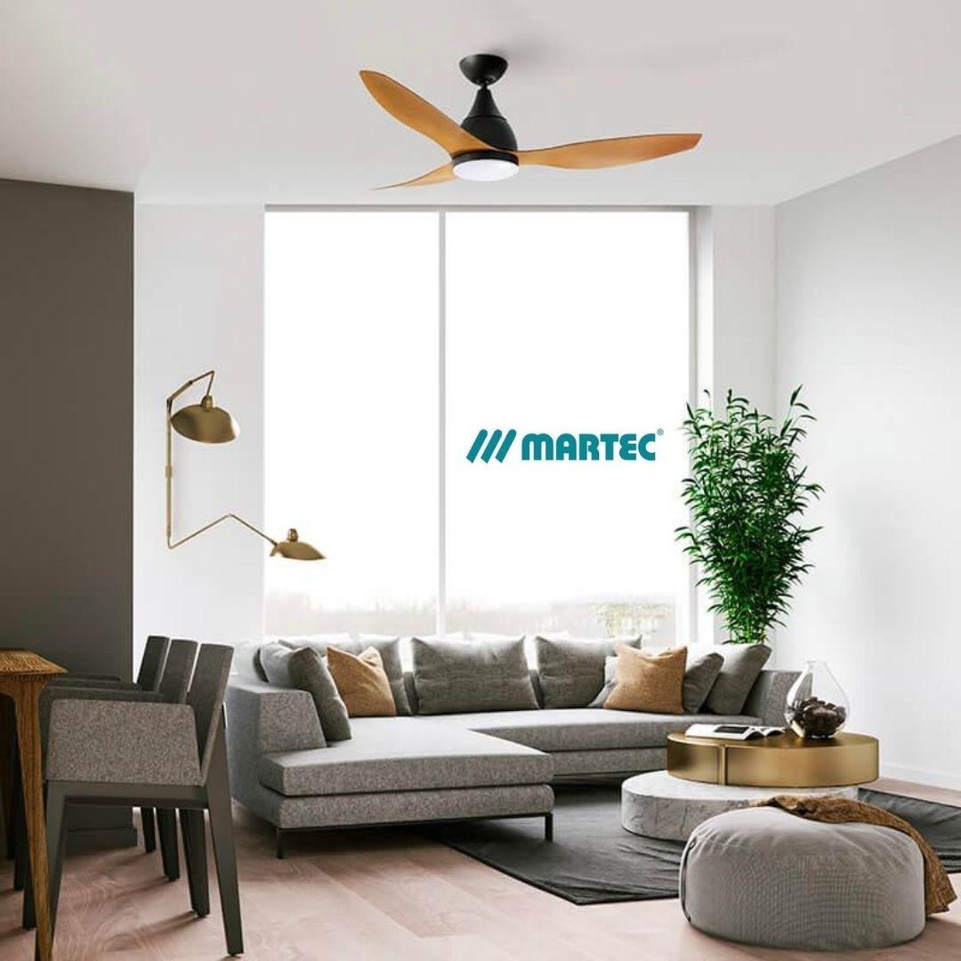 martec fans ventilateur de plafond