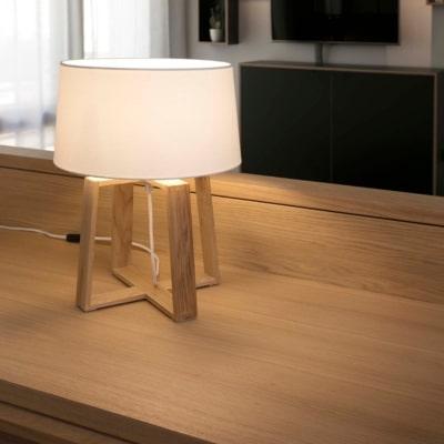 Lampe de bureau scandinave