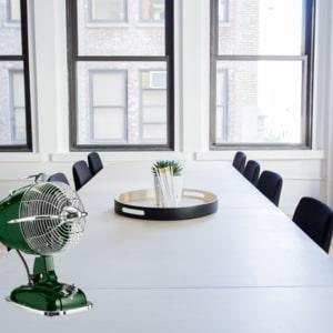 brasseru d'air de table Retrojet pour espace de travail