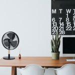 Ventilateur de bureau